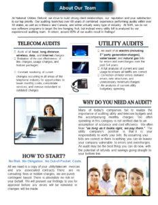 Utility Bill Audits
